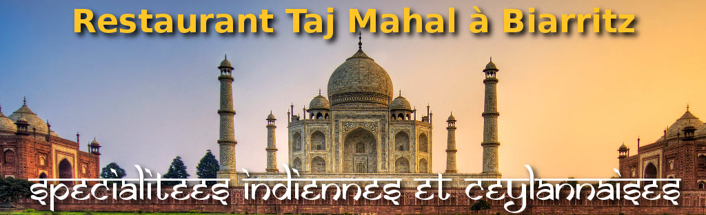 Taj Mahal Biarritz